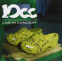 10CC LIVE IN CONCERT CD 2014 - 852 Entertainment