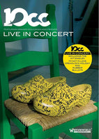 10CC IN CONCERT DVD 2013 - 852 Entertainment