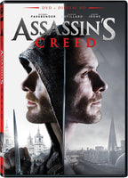 ASSASSIN'S CREED 刺客教條 DVD 2017 - 852 Entertainment