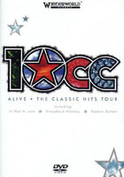 10CC ALIVE-THE CLASSIC HITS DVD 2006 - 852 Entertainment