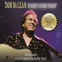 DON MCLEAN Starry Starry Night 2CD 2016 - 852 Entertainment