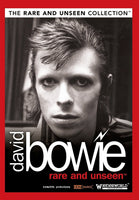 DAVID BOWIE RARE AND UNSEEN DVD 2010 - 852 Entertainment