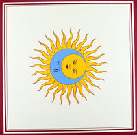 KING CRIMSON  Larks' Tongues In Aspic (40th Anniversary Limited Edition) 13DVD+DVD-A+Blu-ray 2012 - 852 Entertainment