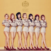 AOA Vol. 1:  Angel's Knock (A Version) (TW) CD 2017 - 852 Entertainment