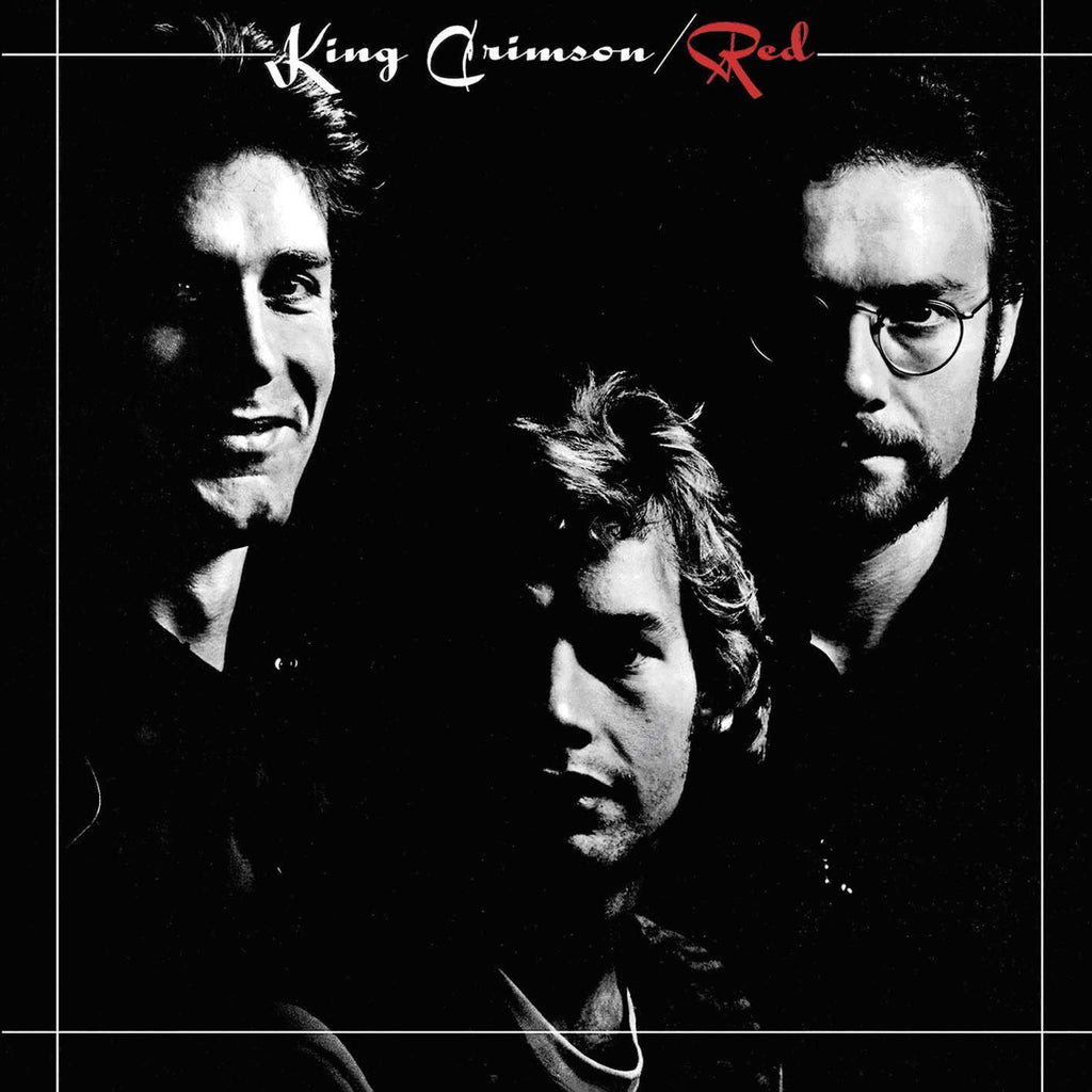 KING CRIMSON Red 30th Anniversary Edition Original recording remastered CD 2005 - 852 Entertainment