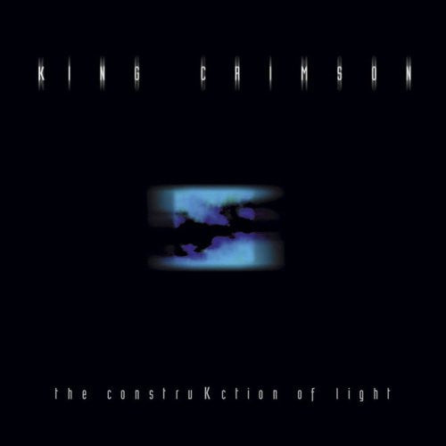 KING CRIMSON ConstruKction Of Light CD 2009 - 852 Entertainment