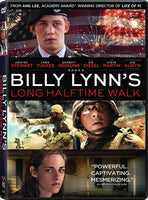 BILLY LYNN'S LONG HALFTIME WALK 比利·林恩的中場戰事 DVD 2017 - 852 Entertainment