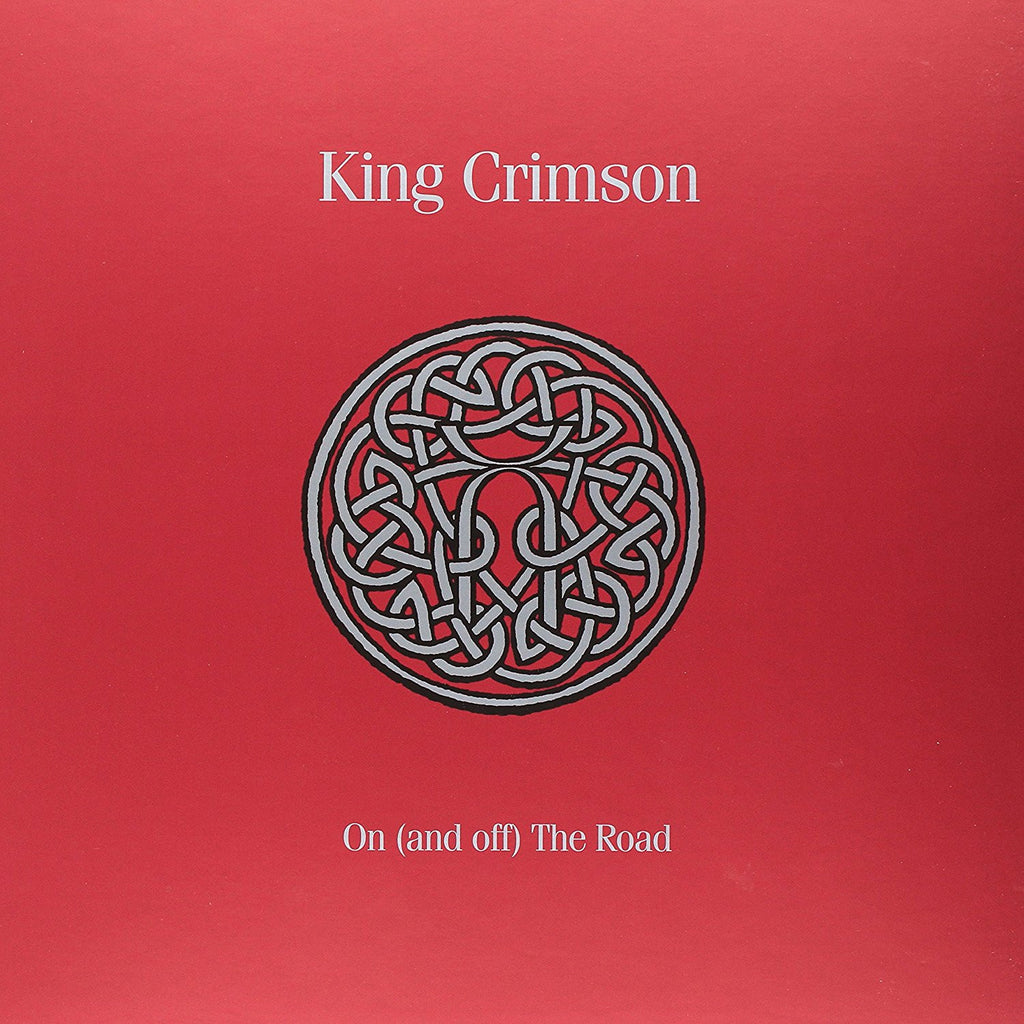 KING CRIMSON On (and Off) The Road 11CD+3DVD-A+3BR - 852 Entertainment