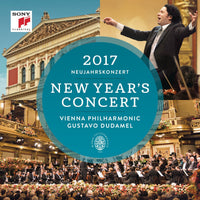 NEW YEAR'S CONCERT 2017 維也納新年音樂會 2CD - 852 Entertainment