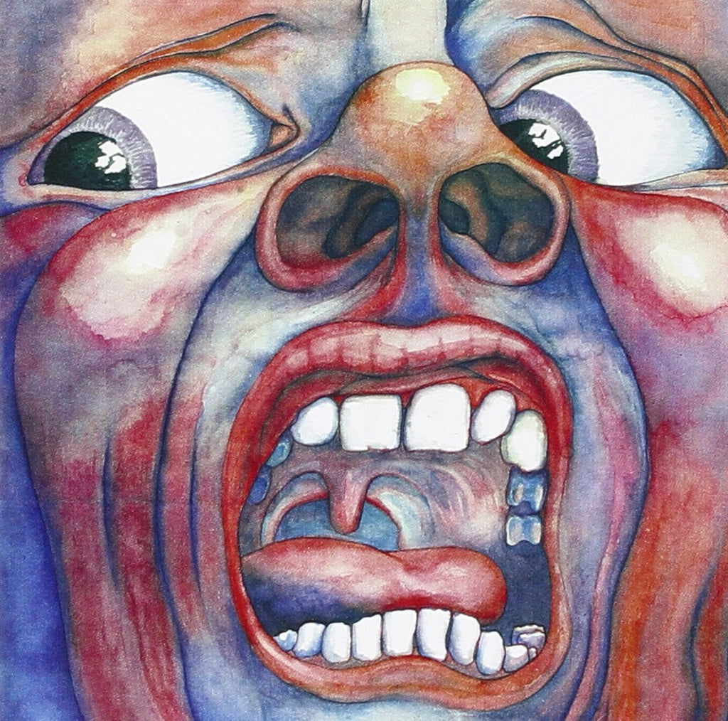 KING CRIMSON In The Court Of The Crimson King LP 2010 - 852 Entertainment