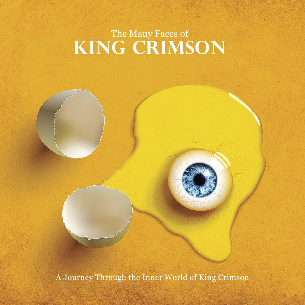 KING CRIMSON Many Faces Of King Crimson 3CD 2016 - 852 Entertainment