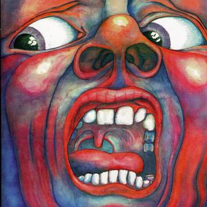 KING CRIMSON In the Court of the Crimson King Original Master Edition CD 2005 - 852 Entertainment