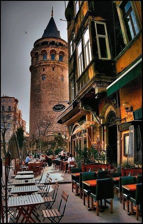The Galata Tower Istanbul