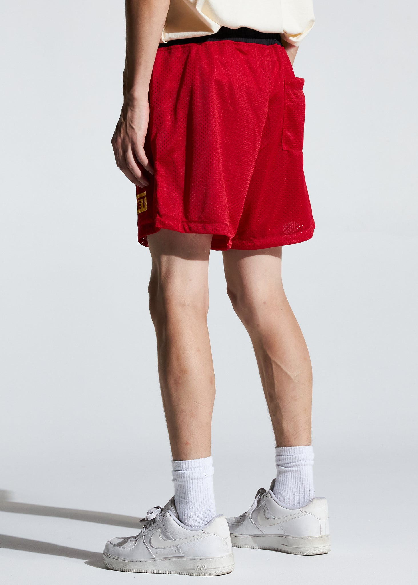 Diet Racing Shorts - Red