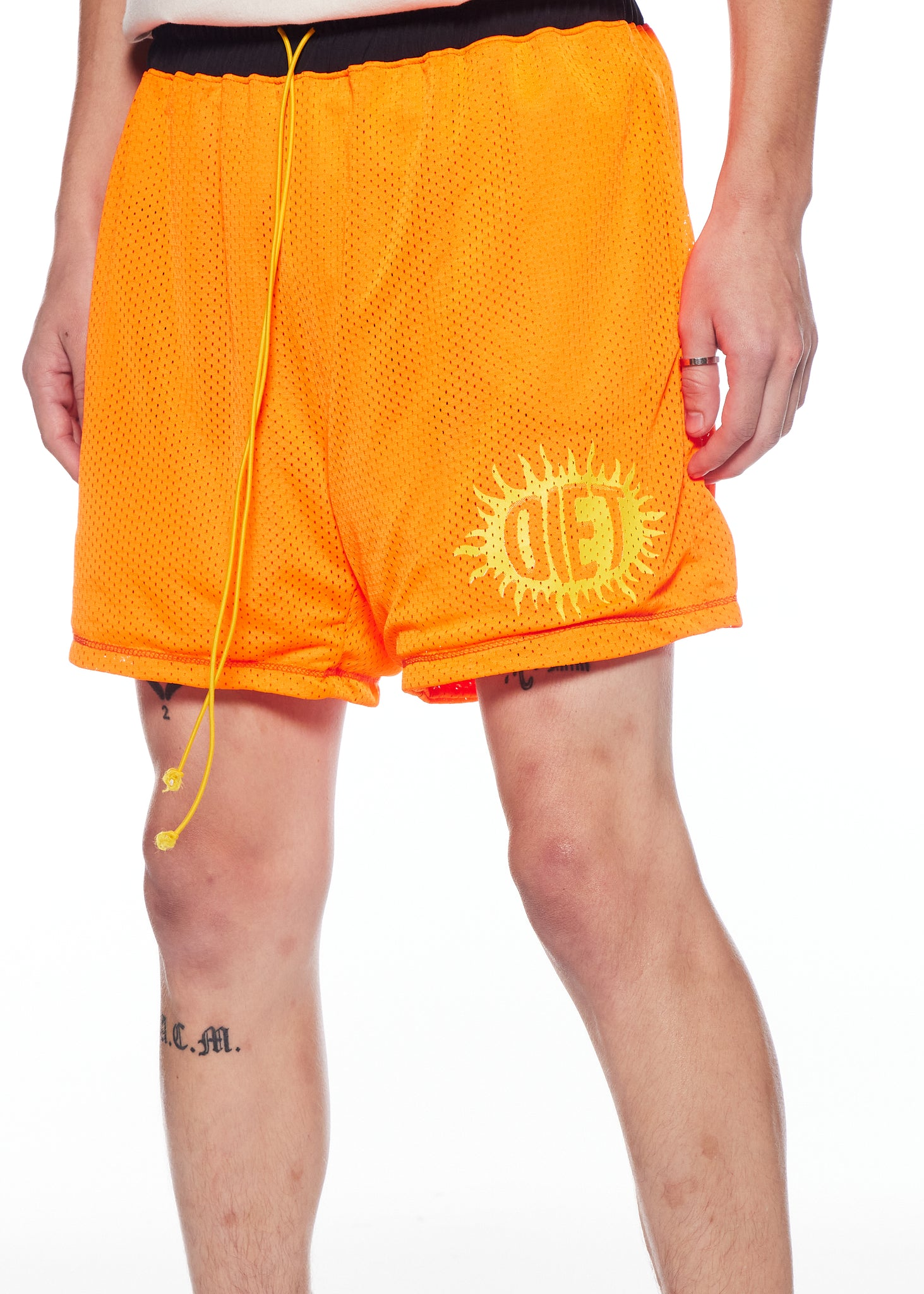 Burst Shorts - Orange