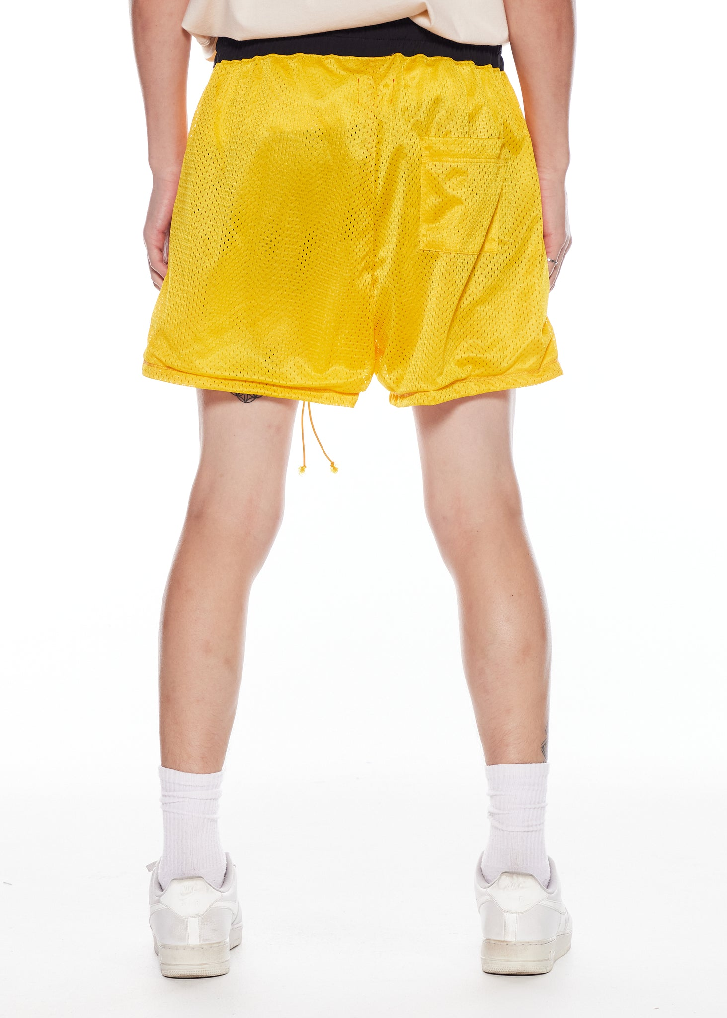 DSM Shorts - Yellow