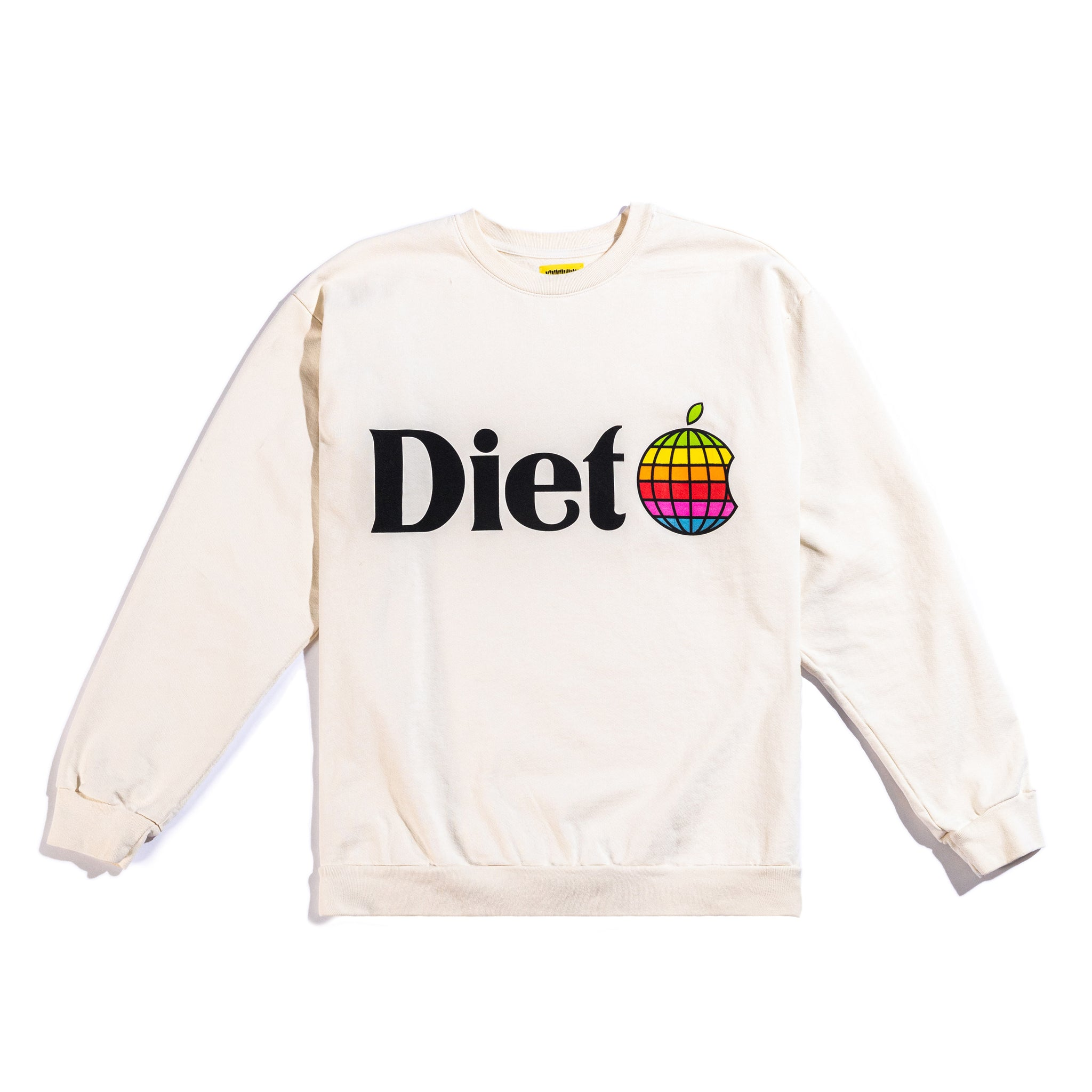 Apple Crewneck - Antique