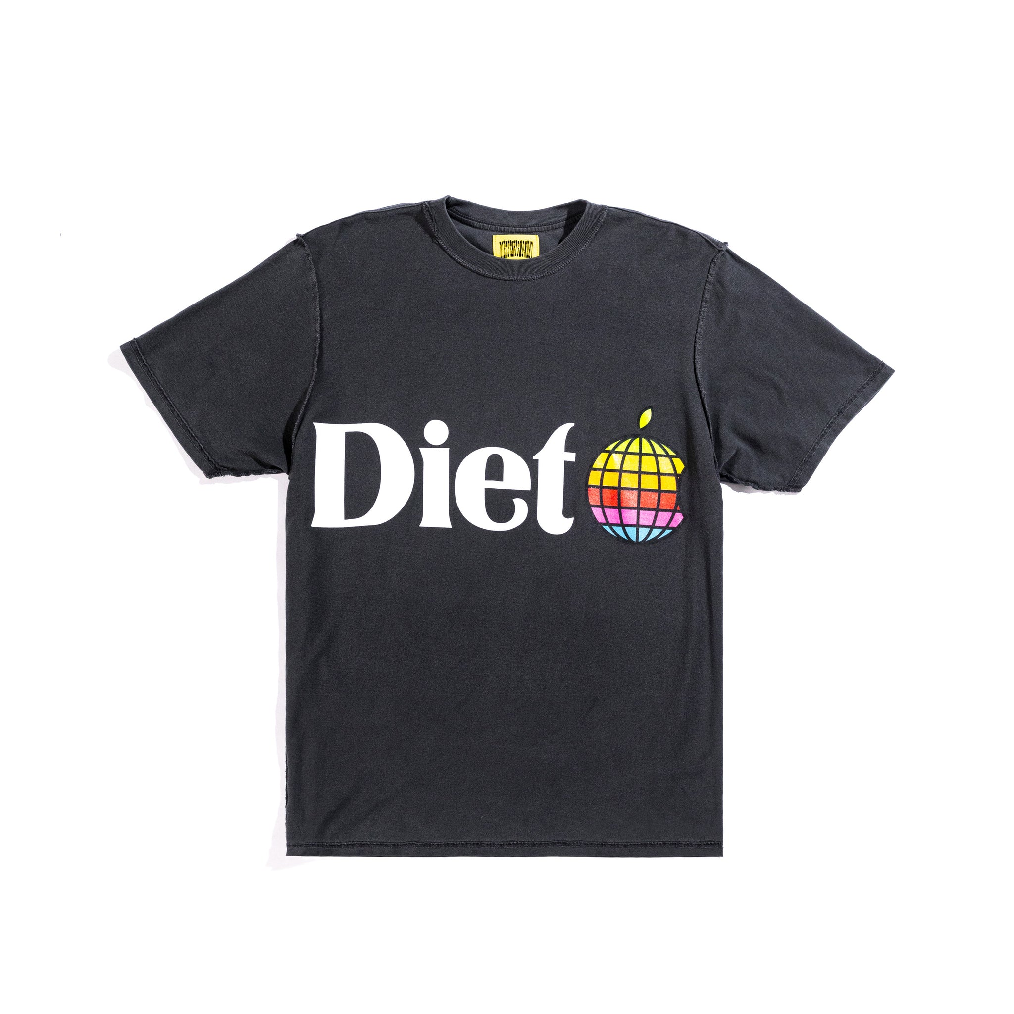 Apple Tee - Vintage Black