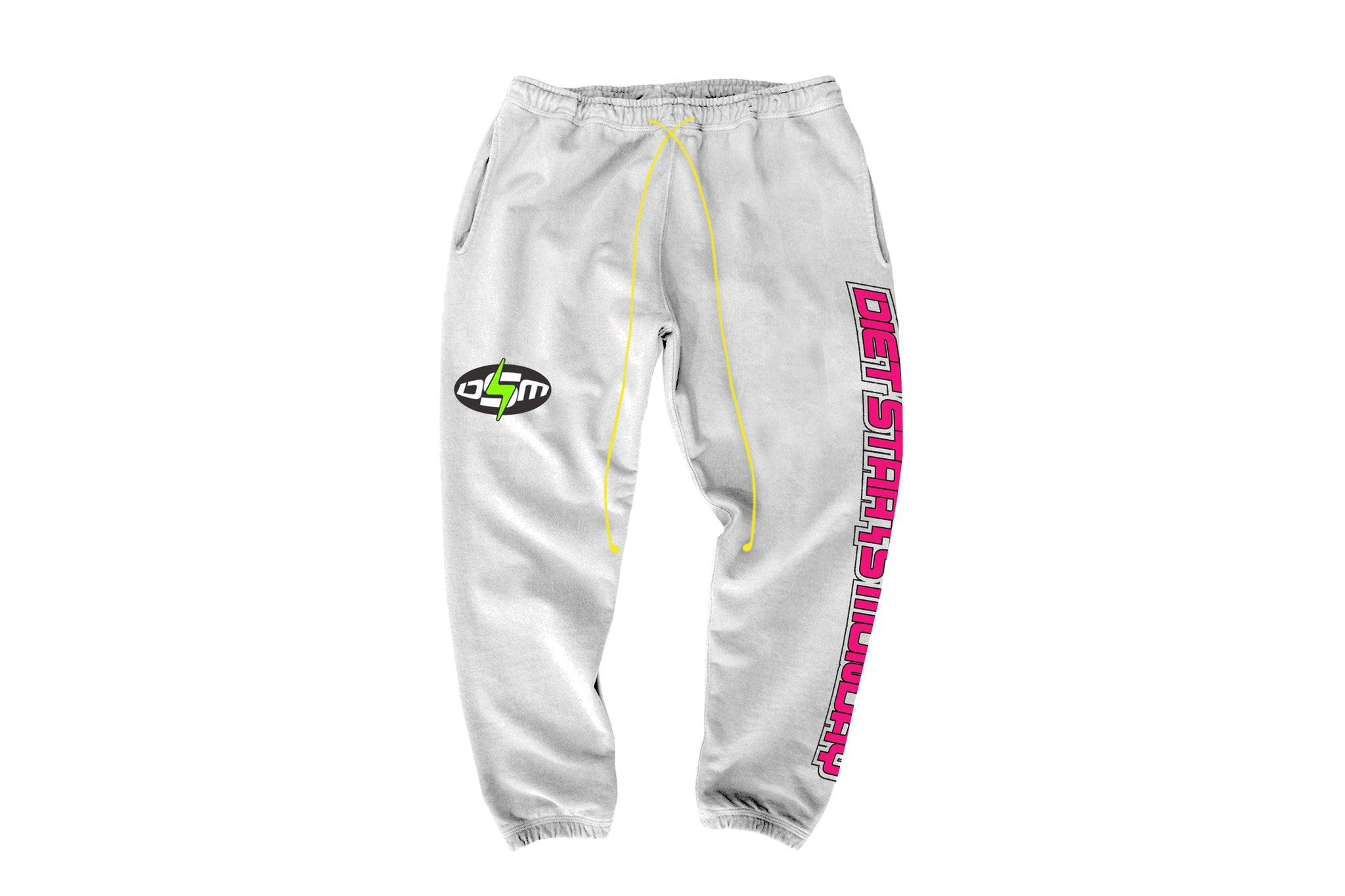 DSM Bolt Sweats - White