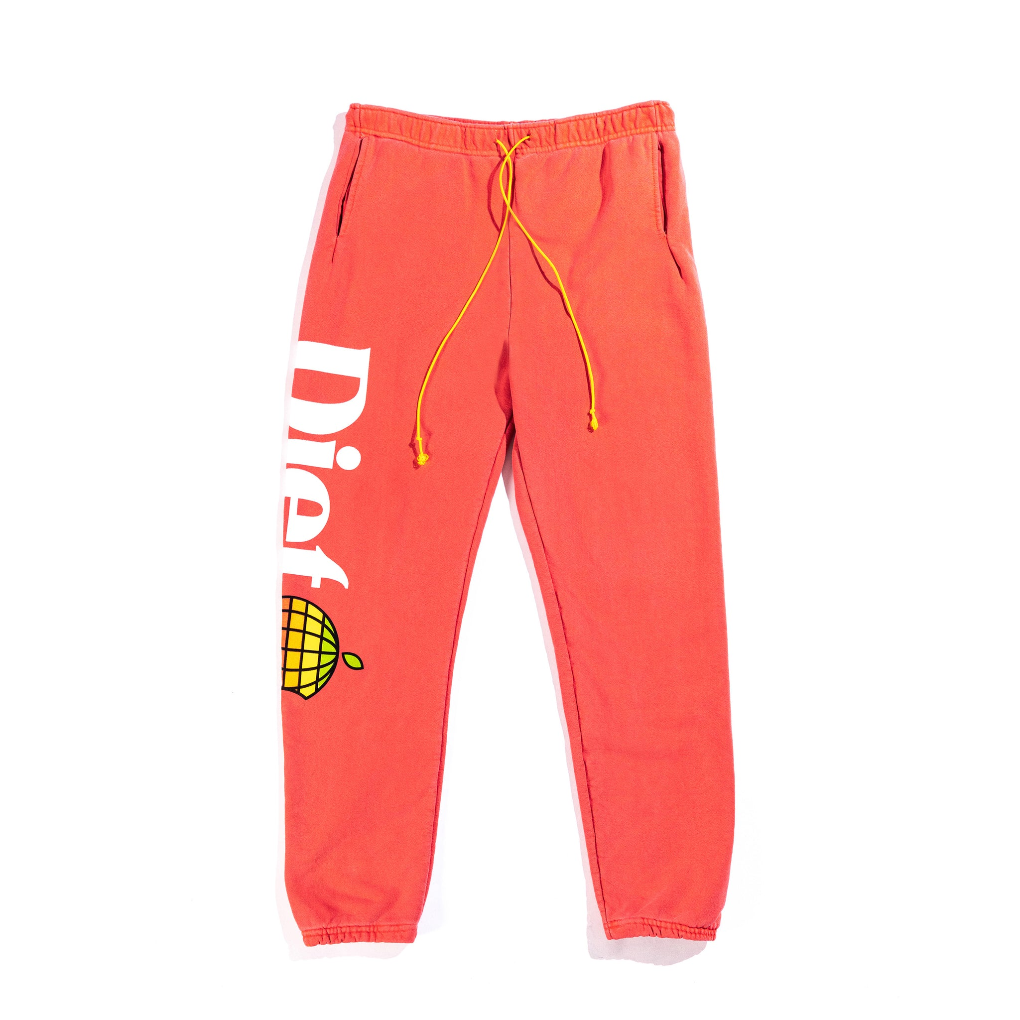 Apple Sweatpant - Coral