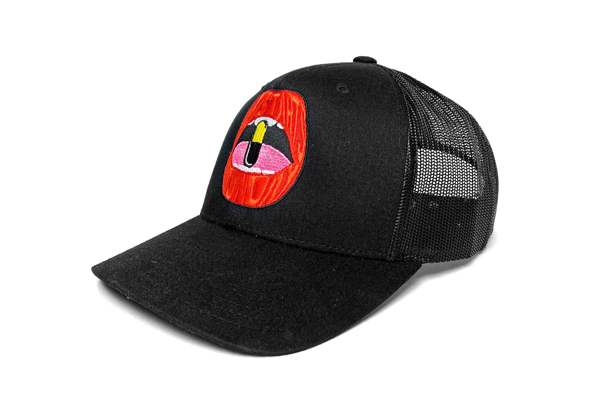DSM Mouth Trucker Hat