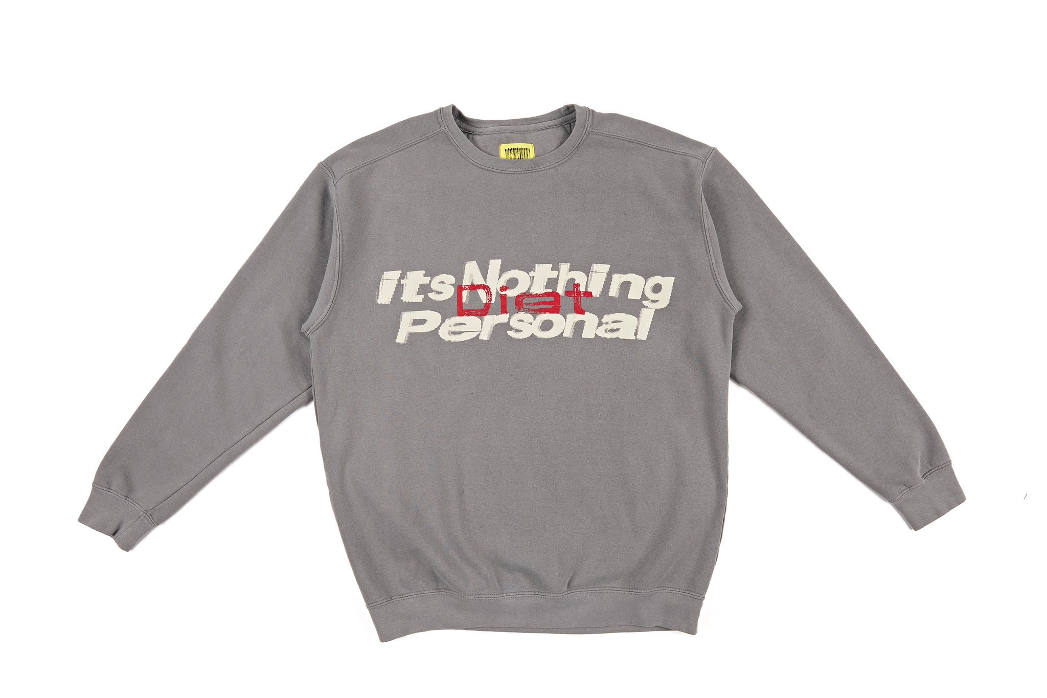 Nothing Personal Crewneck Sweatshirt