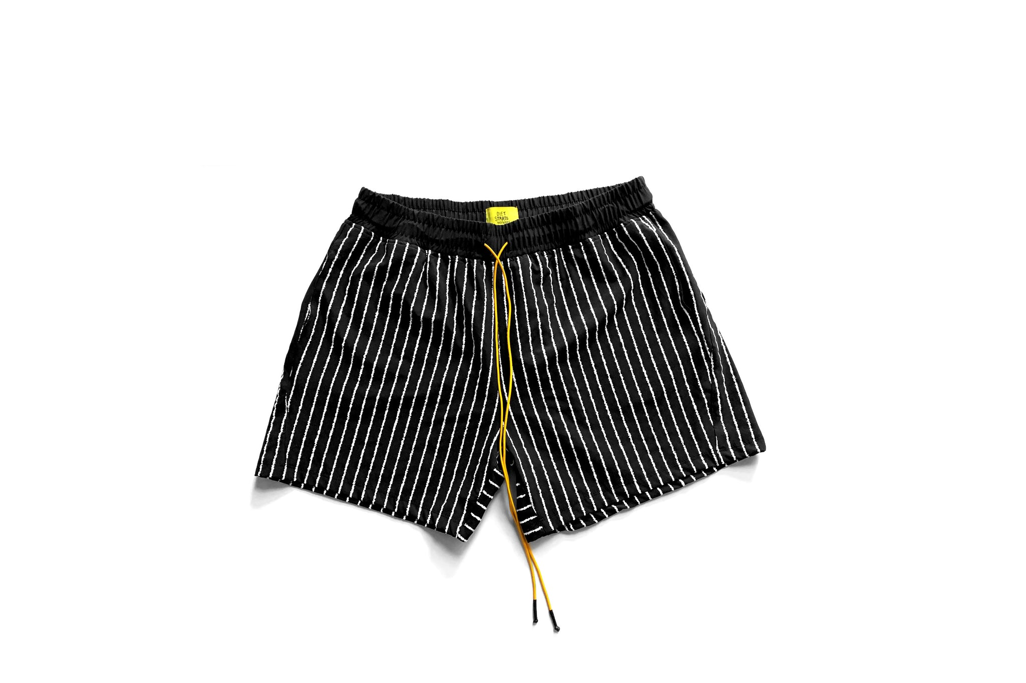 DSM Bay Short - Black/White