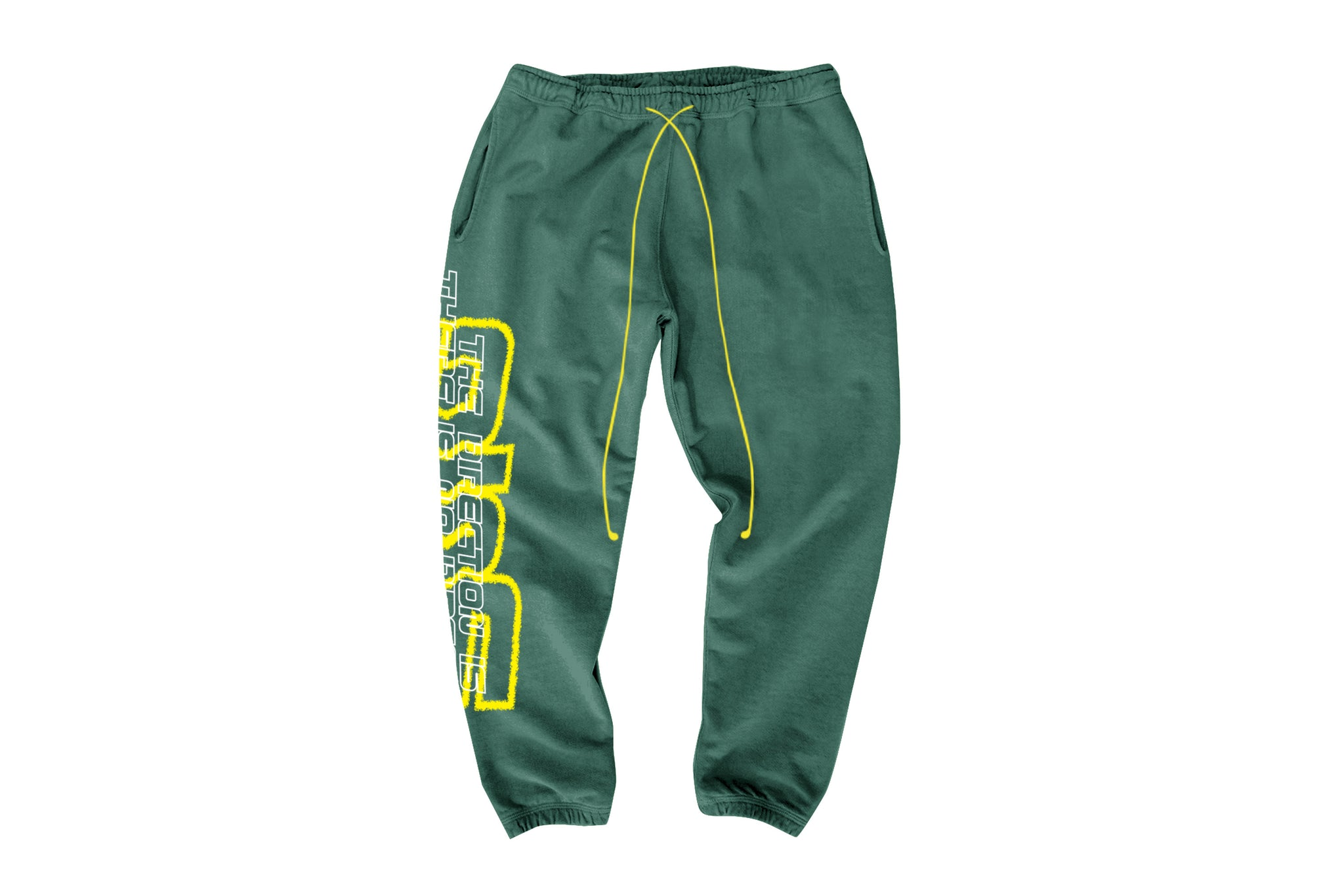 DSM Sweats - Hunter/Yellow
