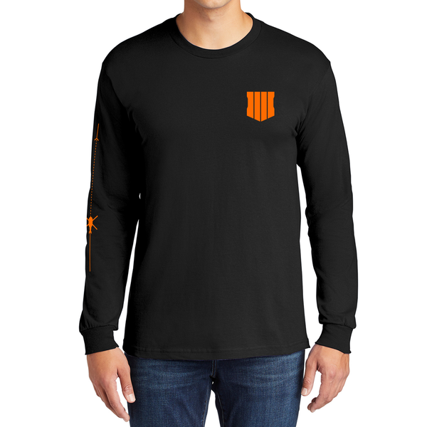 Black Ops Blackout Collage LS Tee