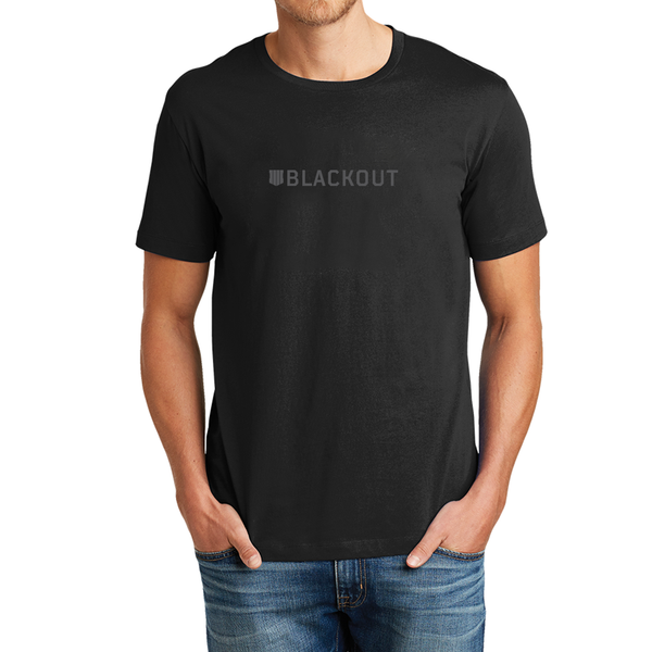 Black Ops Blackout Reflective Tee