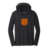 Black Ops Hooded Long Sleeve Icon Tee