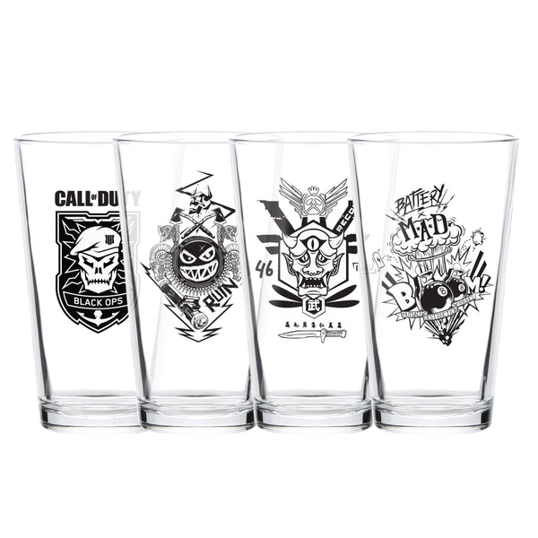 Black Ops Specialists Pint Glass Set