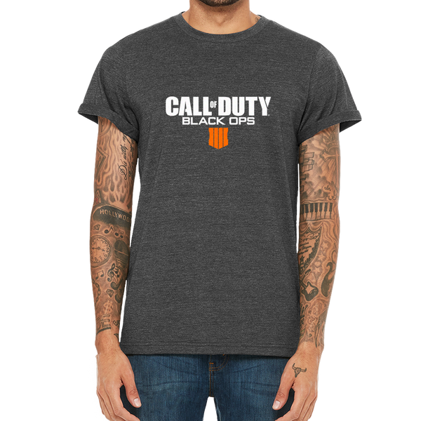 Black Ops Rolled Cuff Tee
