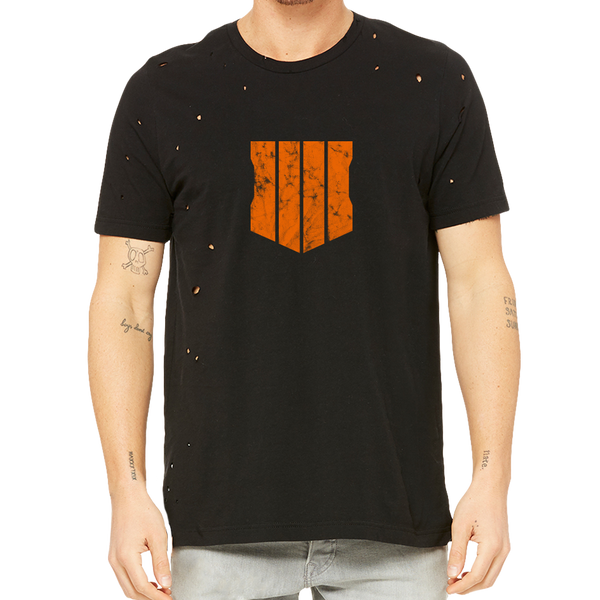 Black Ops Distressed Icon Tee