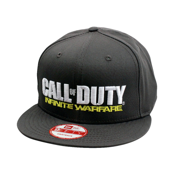 Infinite Warfare New Era Flat Brim Snapback