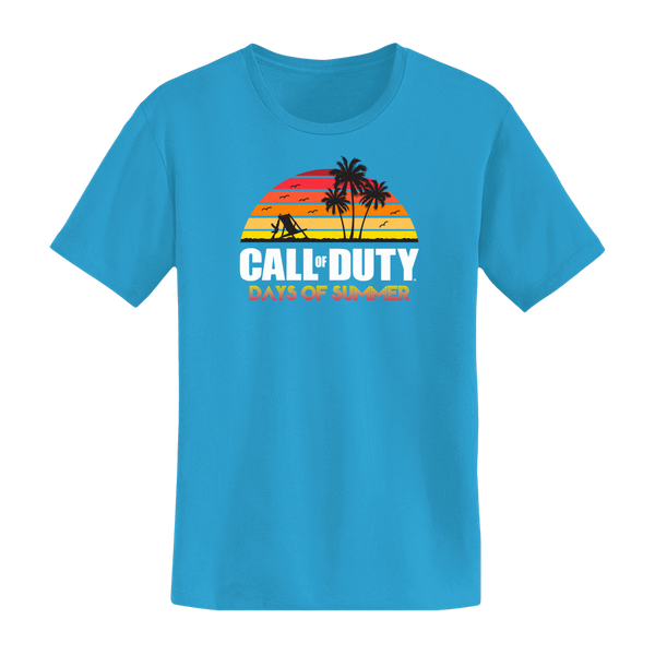 Call of Duty: Days of Summer Tee