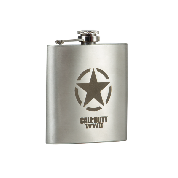 WWII Flask