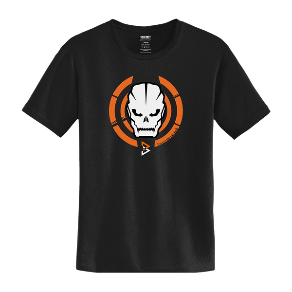 Call of Duty x Beast Mode Black Ops 3 Skull Men's Tee