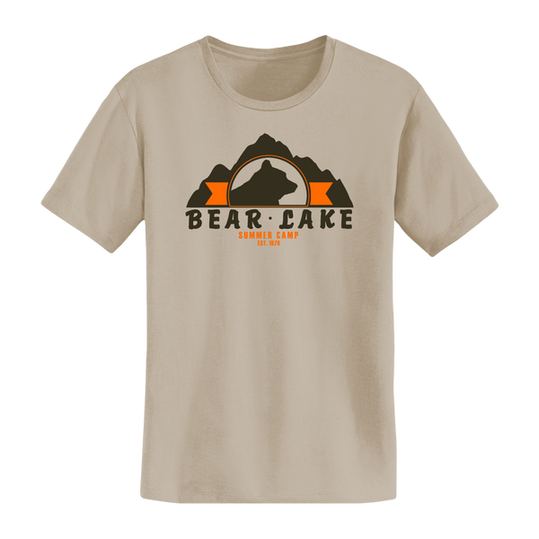 Bear Lake Summer Camp Staff Men's Tee