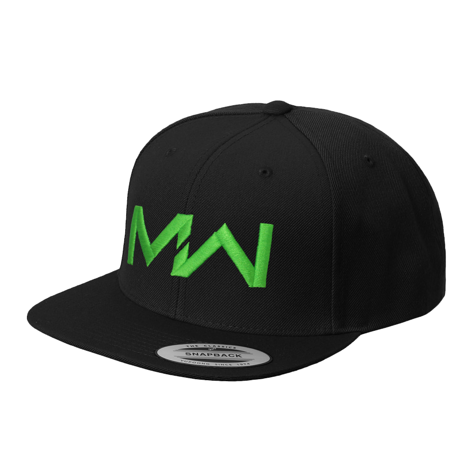 Modern Warfare Flat Brim Snapback Hat | Call of Duty® Official Online Store