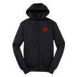 WWII Expeditionary Zip Hoodie