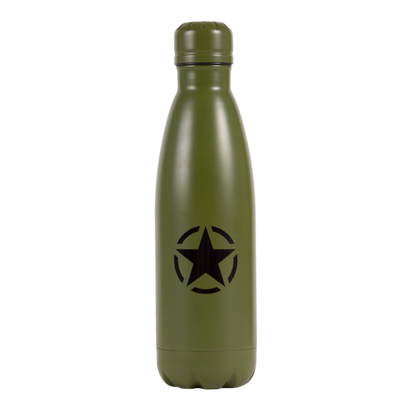WWII Star 17oz Bottle