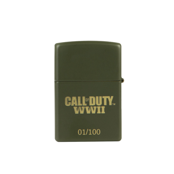 WWII Limited Edition Infantry Zippo