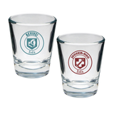 Perk-a-Cola Revive and Jugger-Nog Shot Glasses