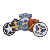 WWII Patch Set