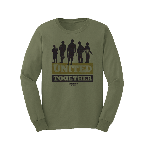 WWII United Together Long Sleeve Tee