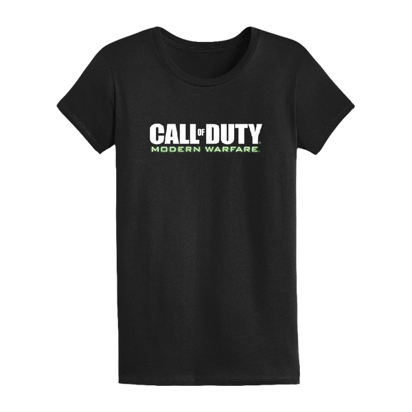 Modern Warfare Women's Logo Tee