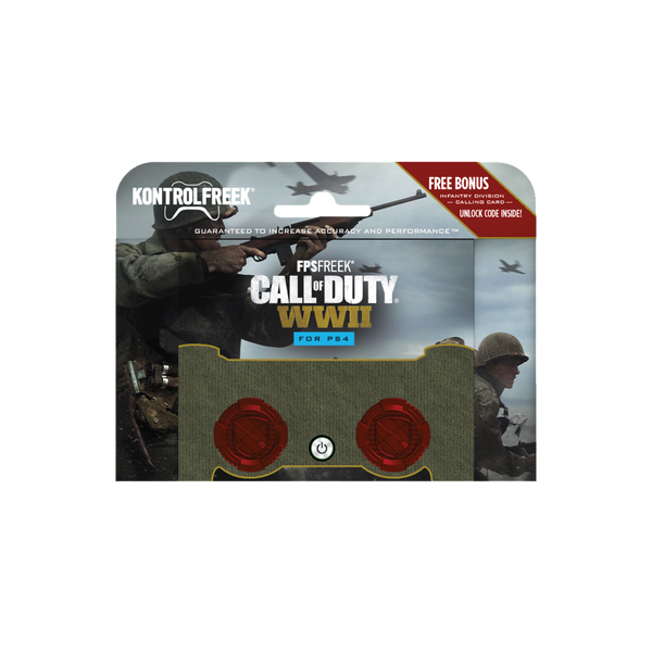 KontrolFreek® FPS Freek® Call of Duty®: WWII Performance Thumbstick™