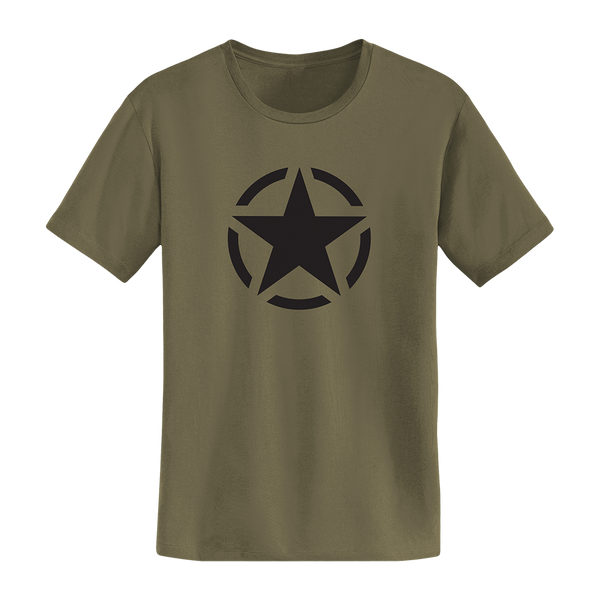 WWII Star Tee