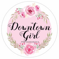 Downtown Girl